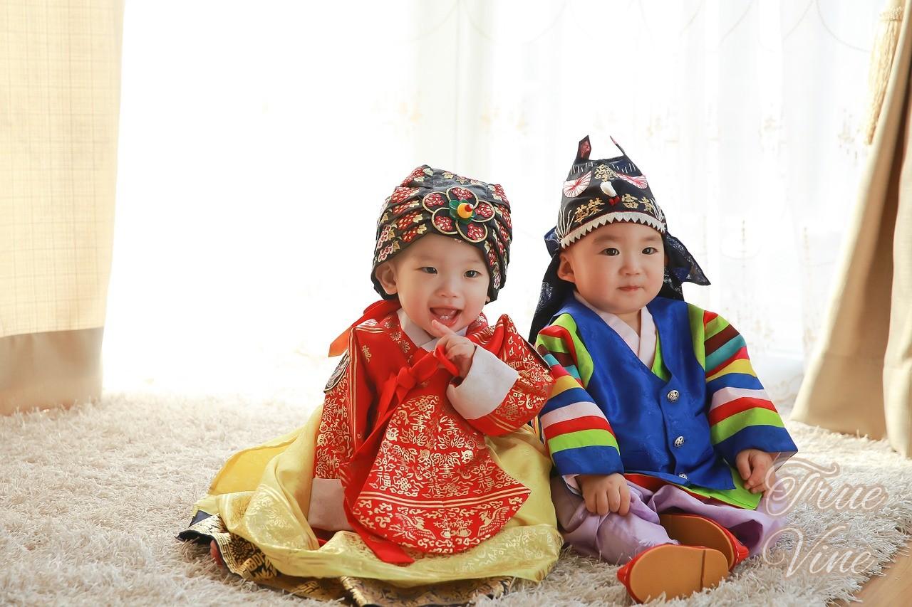 正月 韓国
